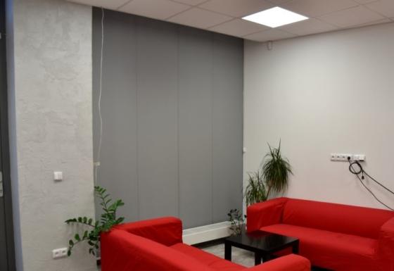 Japonská stěna pro kancelář