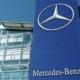 Venkovní žaluzie EC 80 budova Mercedes Benz