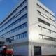 Venkovní žaluzie EZ 90 pro novou budovu BOSCH