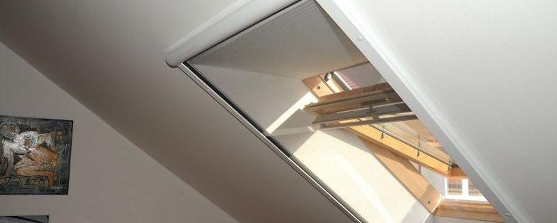 Síť proti hmyzu do střešních oken